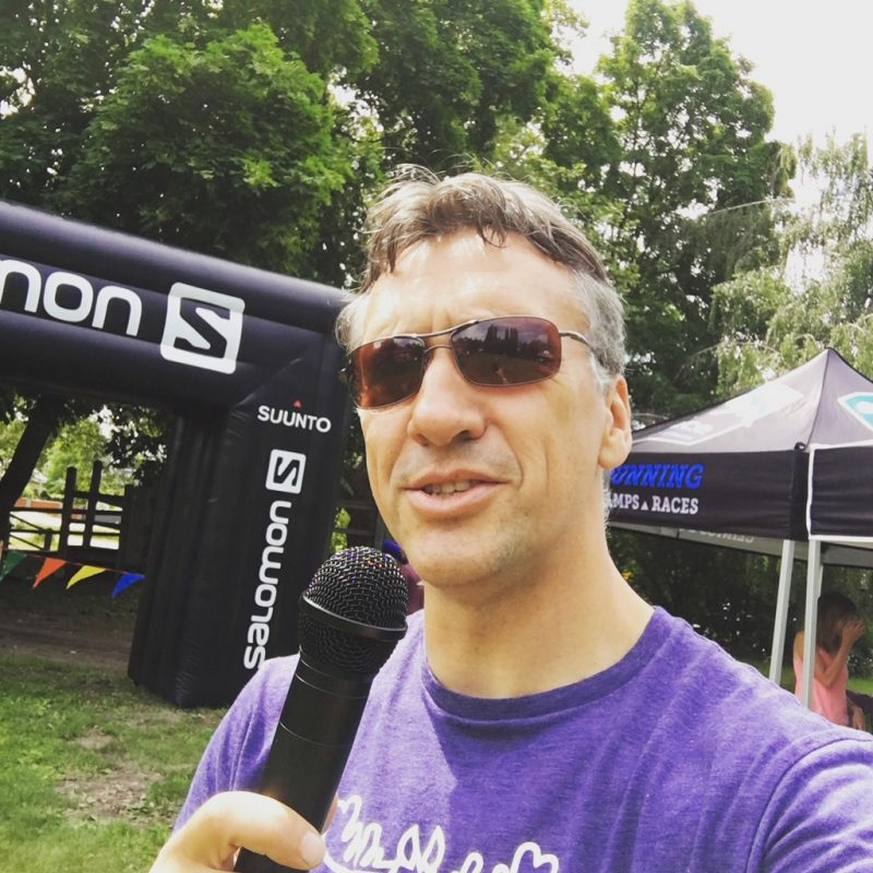 PACE trail race series