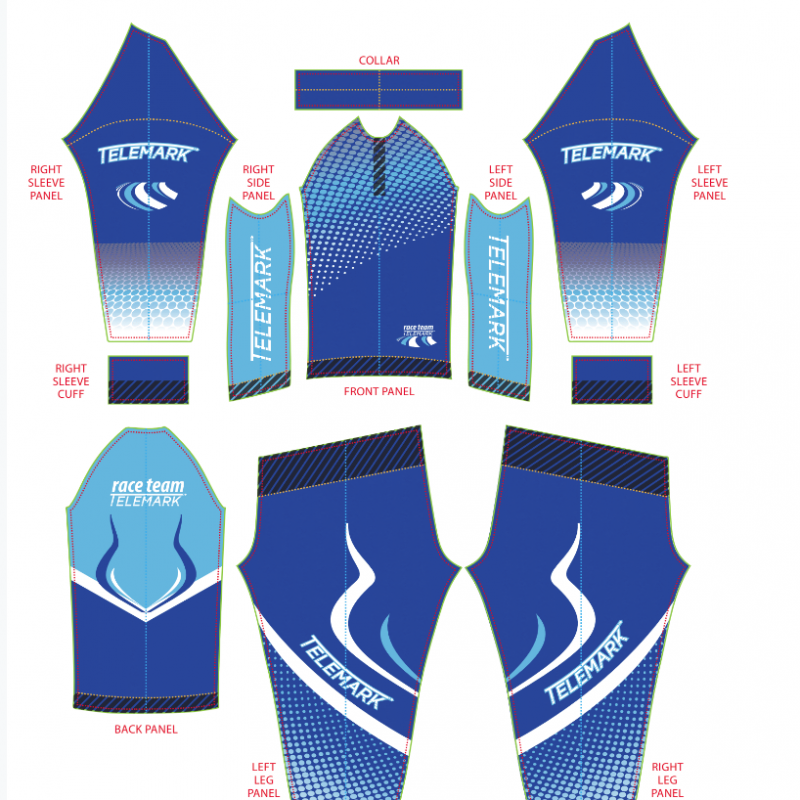 Telemark Elite Uniform
